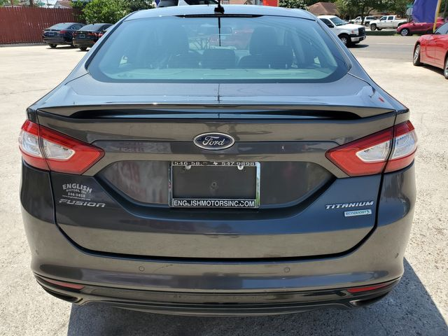 2016 Ford Fusion Titanium in Brownsville, TX 78521