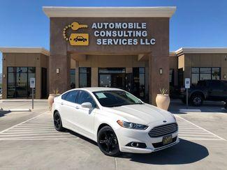 2016 Ford Fusion SE ECOBOOST in Bullhead City Arizona, 86442-6452
