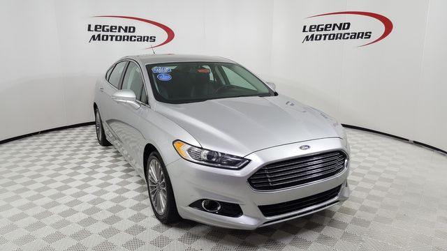 2016 Ford Fusion Titanium in Carrollton, TX 75006