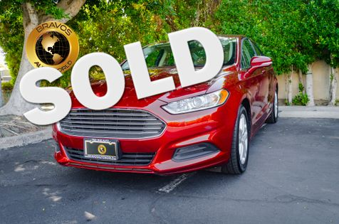 2016 Ford Fusion SE in cathedral city