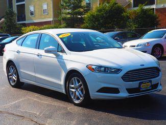 2016 Ford Fusion SE   Champaign, Illinois   The Auto Mall of Champaign in Champaign Illinois