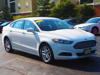 2016 Ford Fusion SE | Champaign, Illinois | The Auto Mall of Champaign in Champaign Illinois