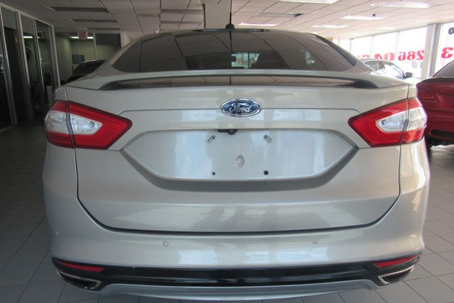 2016 Ford Fusion Titanium W/ BACK UP CAM Chicago, Illinois 4