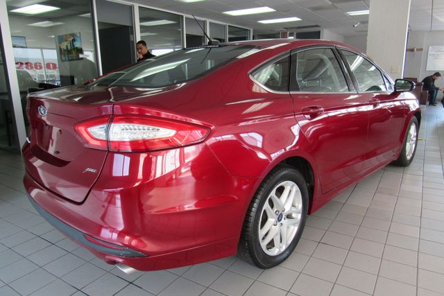 2016 Ford Fusion SE W/ BACK UP CAM Chicago, Illinois 6