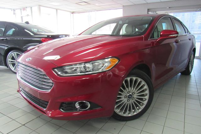 2016 Ford Fusion Titanium W/ NAVIGATION SYSTEM/ BACK UP CAM Chicago, Illinois 2