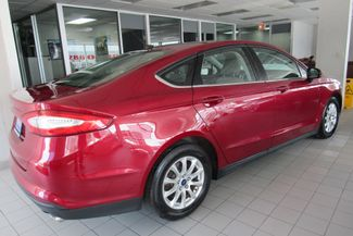 2016 Ford Fusion S W/ BACK UP CAM Chicago, Illinois 3