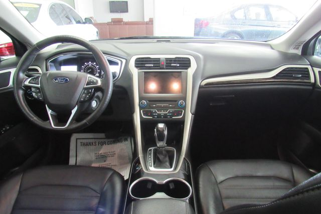 2016 Ford Fusion SE W/ BACK UP CAM Chicago, Illinois 12