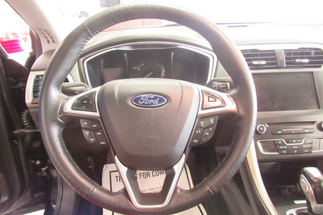 2016 Ford Fusion SE W/ BACK UP CAM Chicago, Illinois 17
