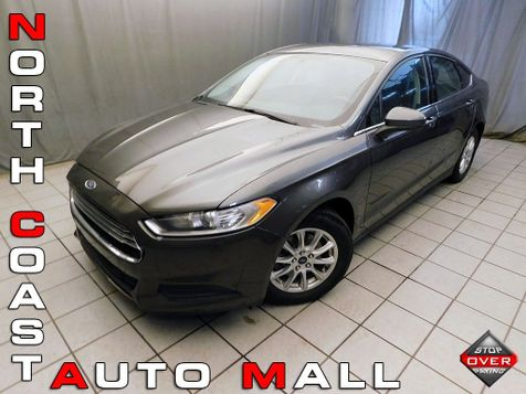 2016 Ford Fusion S in Cleveland, Ohio