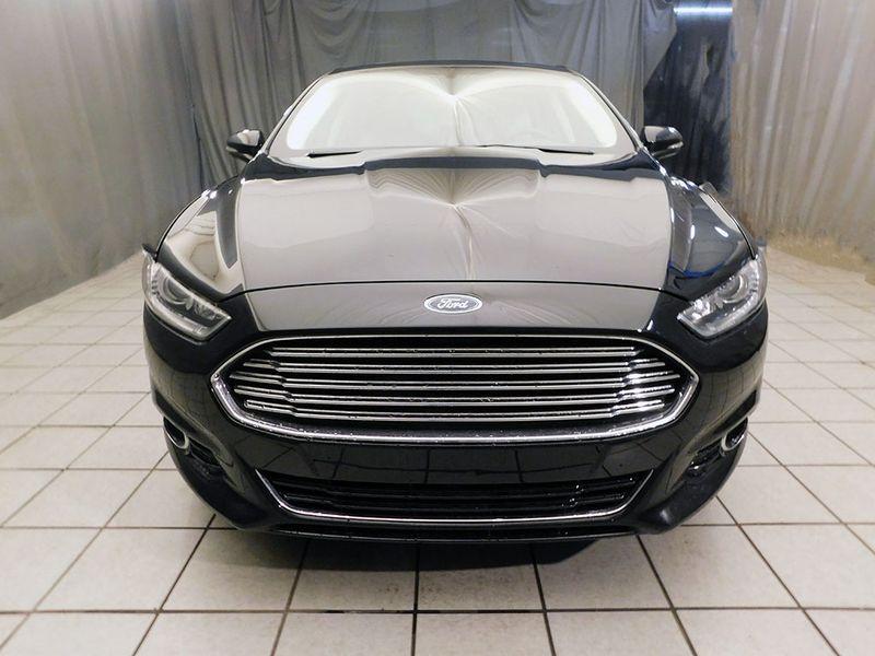 2016 Ford Fusion Titanium  city Ohio  North Coast Auto Mall of Cleveland  in Cleveland, Ohio