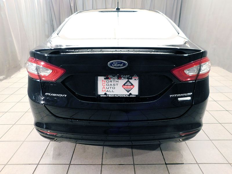 2016 Ford Fusion Titanium  city Ohio  North Coast Auto Mall of Cleveland  in Cleveland, Ohio