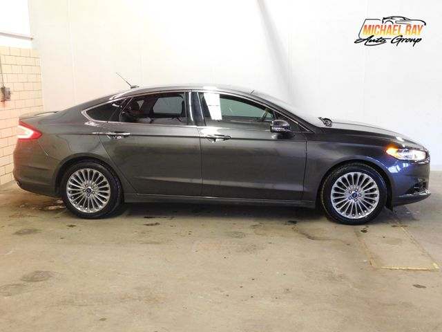 2016 Ford Fusion Titanium in Cleveland , OH 44111