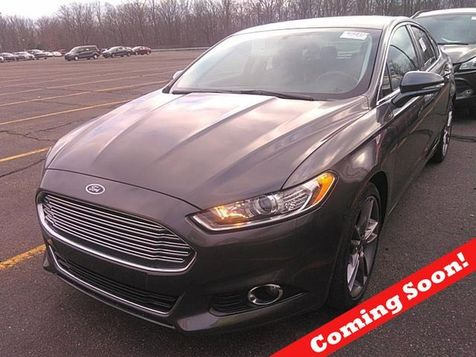 2016 Ford Fusion Titanium in Cleveland, Ohio