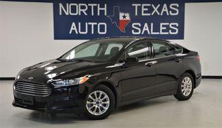 2016 Ford Fusion S in Dallas, TX 75247