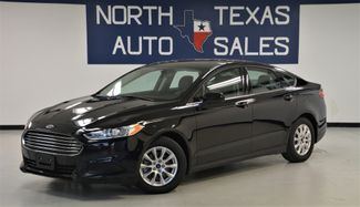 2016 Ford Fusion S 1 OWNER in Dallas, TX 75247
