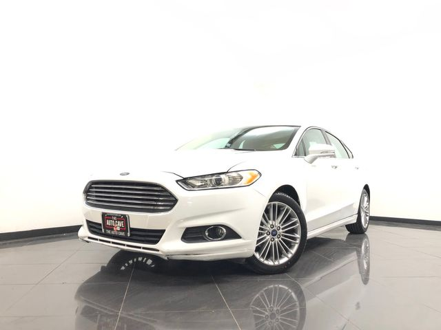 2016 Ford Fusion *Easy In-House Payments* | The Auto Cave in Dallas