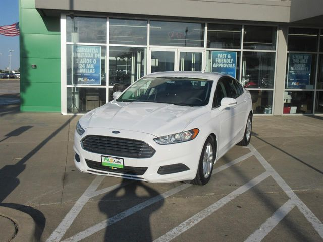 2016 Ford Fusion SE in Dallas, TX 75237