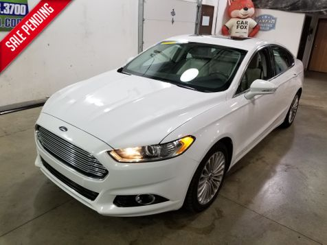 2016 Ford Fusion Titanium in Dickinson, ND
