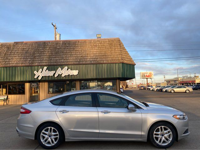2016 Ford Fusion SE in Dickinson, ND 58601