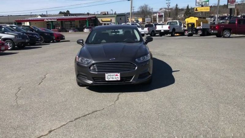 2016 Ford Fusion S  in Bangor, ME