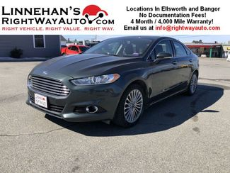 2016 Ford Fusion in Bangor, ME
