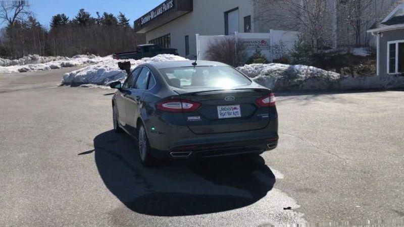 2016 Ford Fusion Titanium  in Bangor, ME