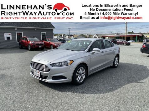 2016 Ford Fusion SE in Bangor