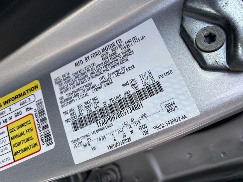 2016 Ford Fusion SE  in Bangor, ME