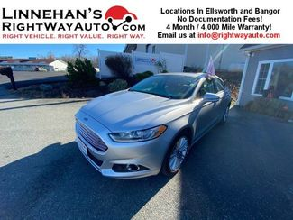 2016 Ford Fusion SE in Bangor, ME 04401