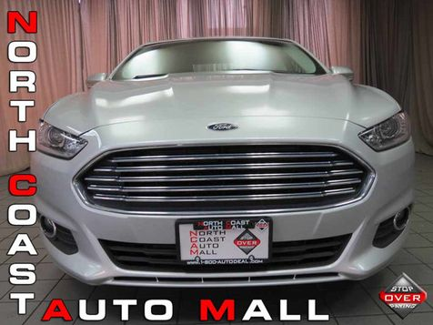 2016 Ford Fusion Energi SE Luxury in Akron, OH