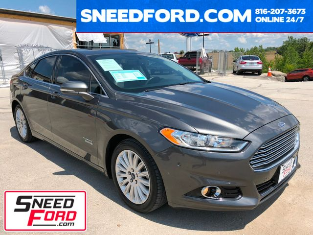 2016 Ford Fusion Energi SE Luxury in Gower Missouri, 64454