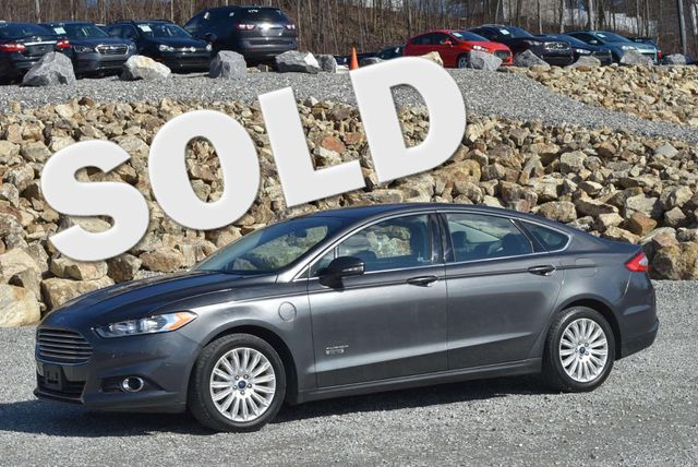 2016 Ford Fusion Energi SE Luxury Naugatuck, Connecticut