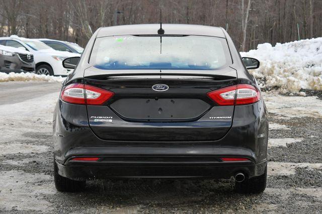 2016 Ford Fusion Energi Titanium Naugatuck, Connecticut 3