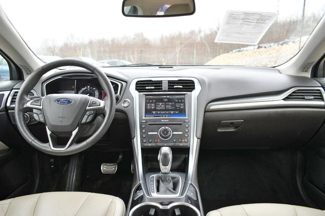 2016 Ford Fusion Energi Titanium Naugatuck, Connecticut 16
