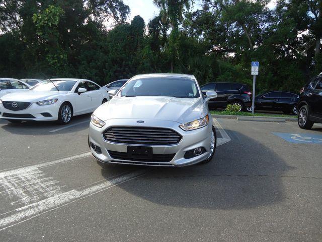 2016 Ford Fusion Energi SE HYBRID Luxury SEFFNER, Florida