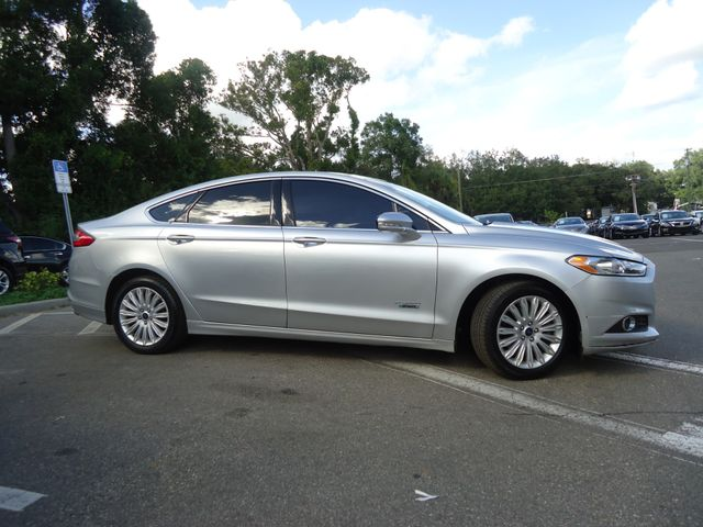 2016 Ford Fusion Energi SE HYBRID Luxury SEFFNER, Florida 8