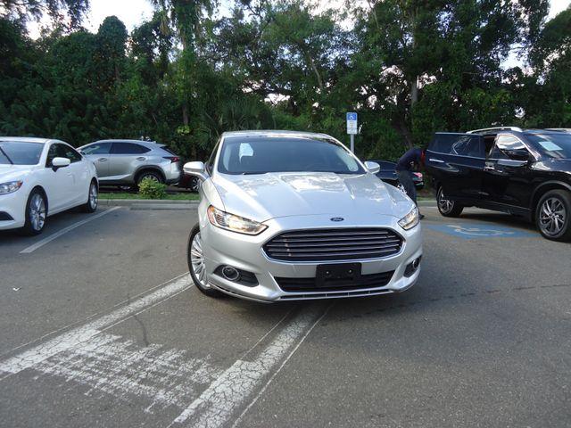 2016 Ford Fusion Energi SE HYBRID Luxury SEFFNER, Florida 10