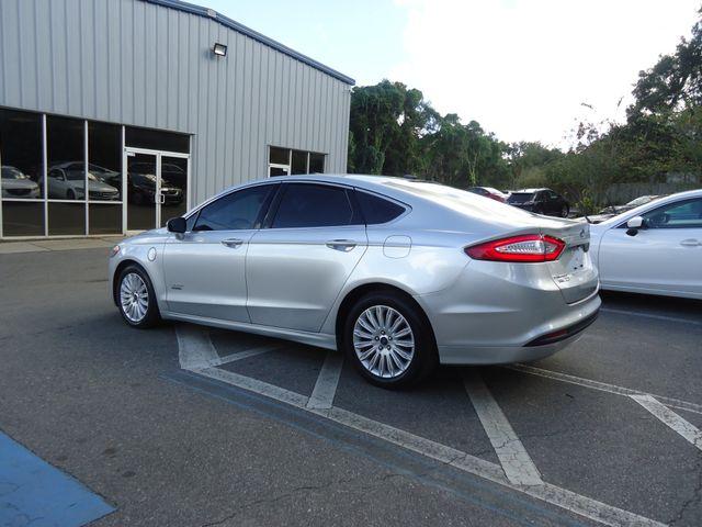 2016 Ford Fusion Energi SE HYBRID Luxury SEFFNER, Florida 11
