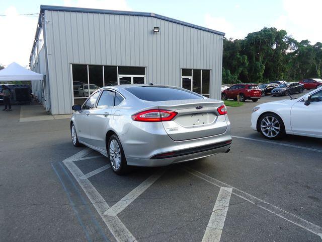 2016 Ford Fusion Energi SE HYBRID Luxury SEFFNER, Florida 12