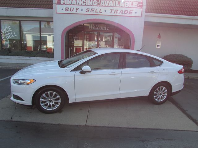 2016 Ford Fusion S in Fremont, OH 43420