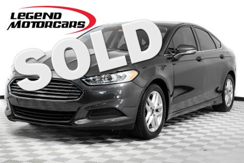2016 Ford Fusion SE in Garland, TX