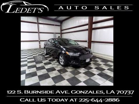 2016 Ford Fusion SE - Ledet's Auto Sales Gonzales_state_zip in Gonzales, Louisiana