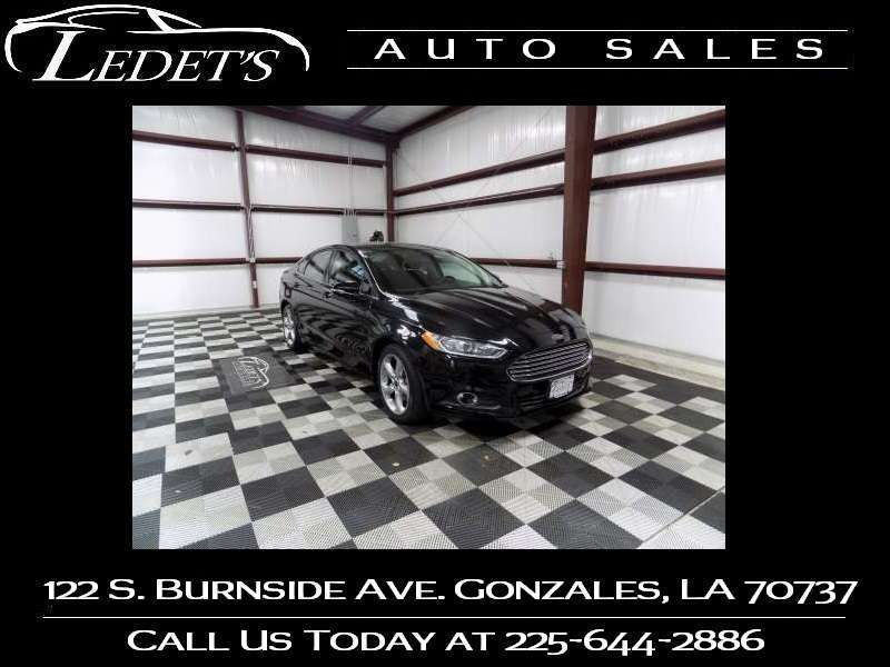 2016 Ford Fusion SE - Ledet's Auto Sales Gonzales_state_zip in Gonzales Louisiana