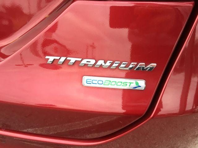 2016 Ford Fusion Titanium in Gower Missouri, 64454