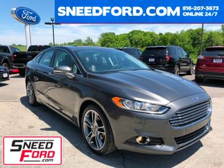 2016 Ford Fusion Titanium in Gower Missouri, 64454