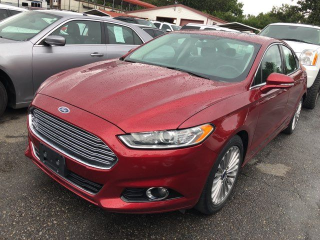 2016 Ford Fusion Titanium - John Gibson Auto Sales Hot Springs in Hot Springs Arkansas