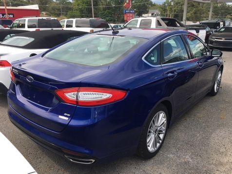 2016 Ford Fusion SE - John Gibson Auto Sales Hot Springs in Hot Springs, Arkansas