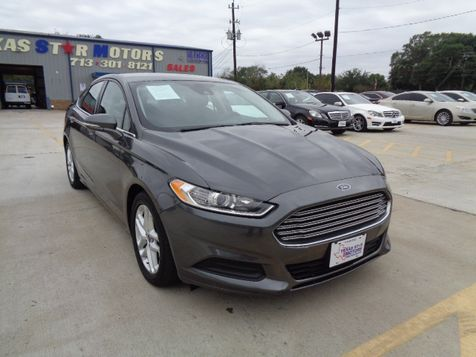 2016 Ford Fusion SE in Houston