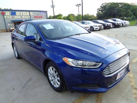 2016 Ford Fusion S in Houston