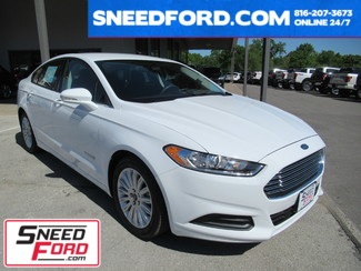 2016 Ford Fusion Hybrid SE in Gower Missouri, 64454